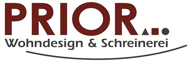 wohndesign-schreinerei-prior.de Logo